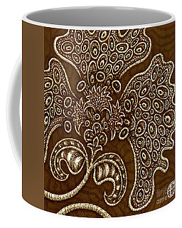 Alien Bloom 6 Coffee Mug