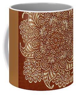 Alien Bloom 7 Coffee Mug