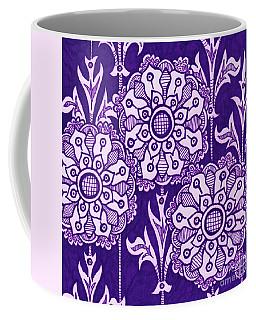 Alien Bloom 1 Coffee Mug