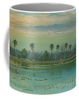 Alligator Alley Coffee Mug