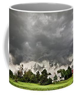 Alive Sky In Wyoming 2 Coffee Mug