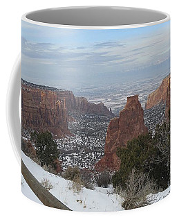 All About The Depth Coffee Mug