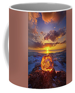 All Alone And Trapped In Time Coffee Mug