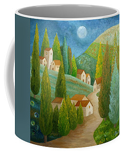 All Is Calm All Is Bright Coffee Mug