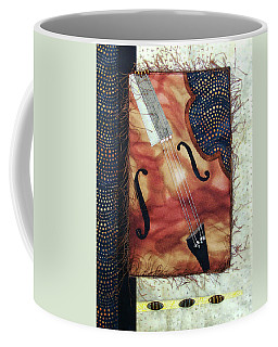 All That Jazz Bass Coffee Mug