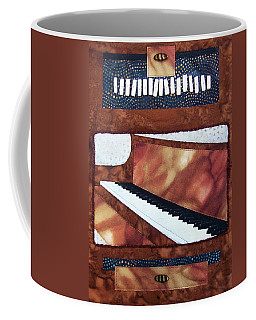 All That Jazz Piano Coffee Mug