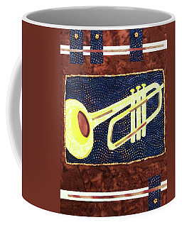 All That Jazz Trumpet Coffee Mug