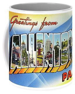 Allentown Greetings Coffee Mug