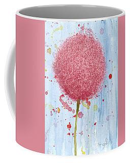 Allium Splash Coffee Mug
