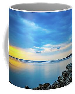 Almost Sunset Coffee Mug