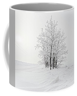 Alone On The Prairie Coffee Mug