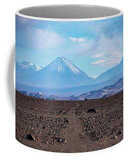 Along The Inca Trail In The Atacama Desert Coffee Mug