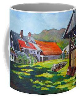 Alpine Living Coffee Mug
