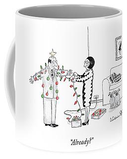 Already Coffee Mug