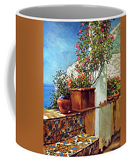 Amalfi Coast Impressions Coffee Mug