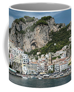Amalfi Port Coffee Mug