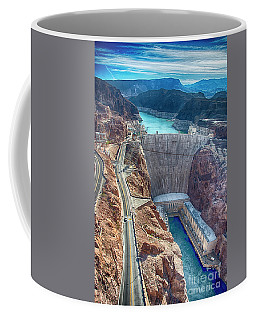 Amazing Hoover Dam Coffee Mug