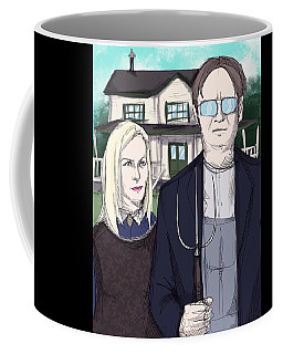 American Office Coffee Mug