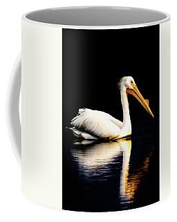 American White Pelican Coffee Mug