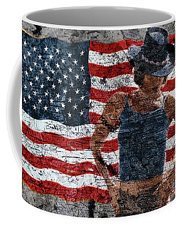 American Woman Coffee Mug