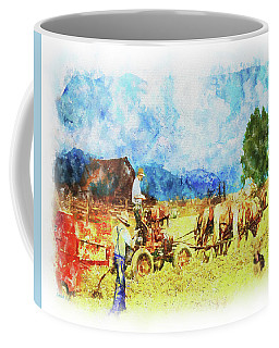 Amish Life Coffee Mug