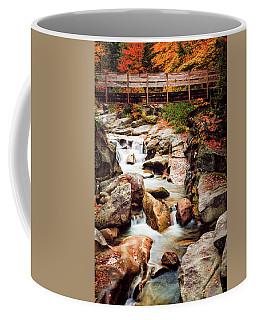 Ammonoosuc River, Autumn Coffee Mug