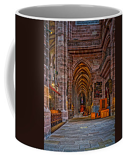 Amped Up Arches Coffee Mug