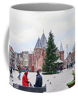Amsterdam Christmas Coffee Mug