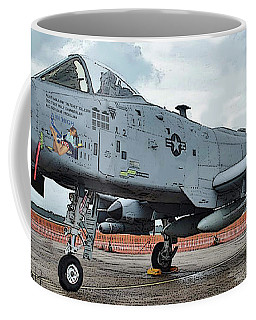 Amy's Warthog Coffee Mug