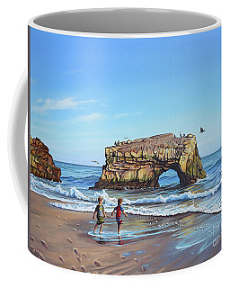 An Adventure On The Beach Coffee Mug