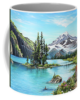 An Afternoon Adventure Coffee Mug