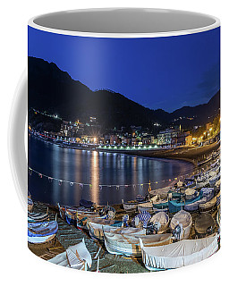 An Evening In Levanto Coffee Mug