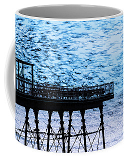 An Explosion Of Starlings  Coffee Mug