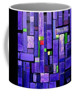 An Iris For The Master Coffee Mug