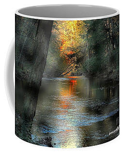 And Autumn Comes  Coffee Mug