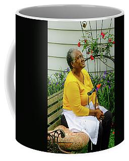 And Still I Rise Coffee Mug
