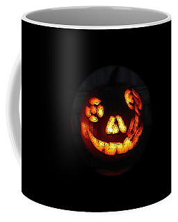 Andy's Jack O Lantern Coffee Mug