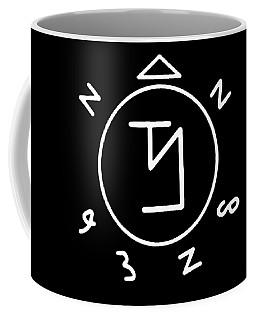 Angel Banishing Sigil Ladies Supernatural Top Winchester Castiel Dean Papa Coffee Mug