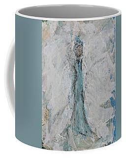 Angel Of Faith Coffee Mug