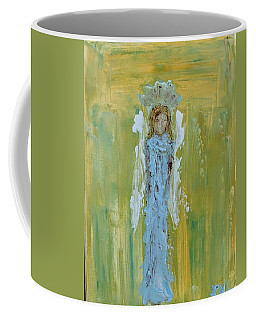 Angel Of Vision Coffee Mug