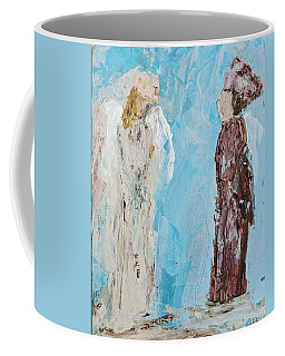 Angel Of Wisdom Coffee Mug
