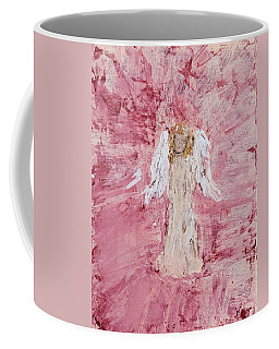 Angel Was Lost But Now Is Found  Coffee Mug