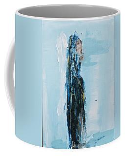Angel With Child Coffee Mug