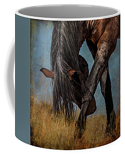 Angles Of The Horse Coffee Mug