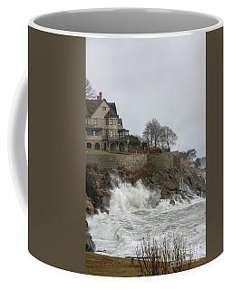 Angry Splash Coffee Mug