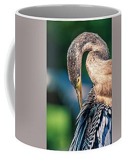 Anhinga Grooming Coffee Mug