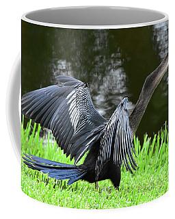 Anhinga Surprise Coffee Mug