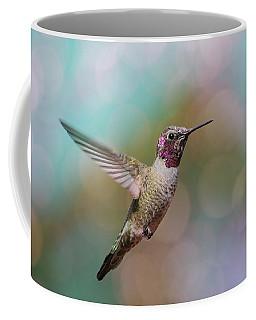 Anna In Pastel Bokeh Coffee Mug