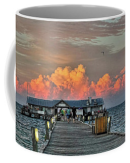 Anna Maria City Pier Coffee Mug