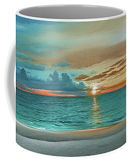 Anna Maria Island Beach Coffee Mug